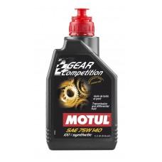 Motul 75W140 Gear Box Oil - Liter
