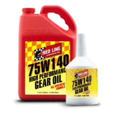 Redline 75W140 Gear Oil