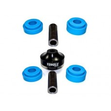 Torque Solution Solid Differential Bushing - Urethane Inserts - EVO X