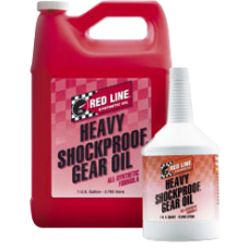 Redline ShockProof Gear Oil